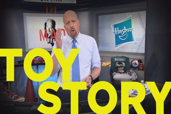 Cramer Remix: How you should focus on Hasbro