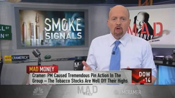 Vaping decimating cigarette industry and could get worse