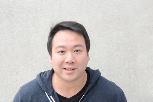 Will Shu, co-founder and CEO of Deliveroo