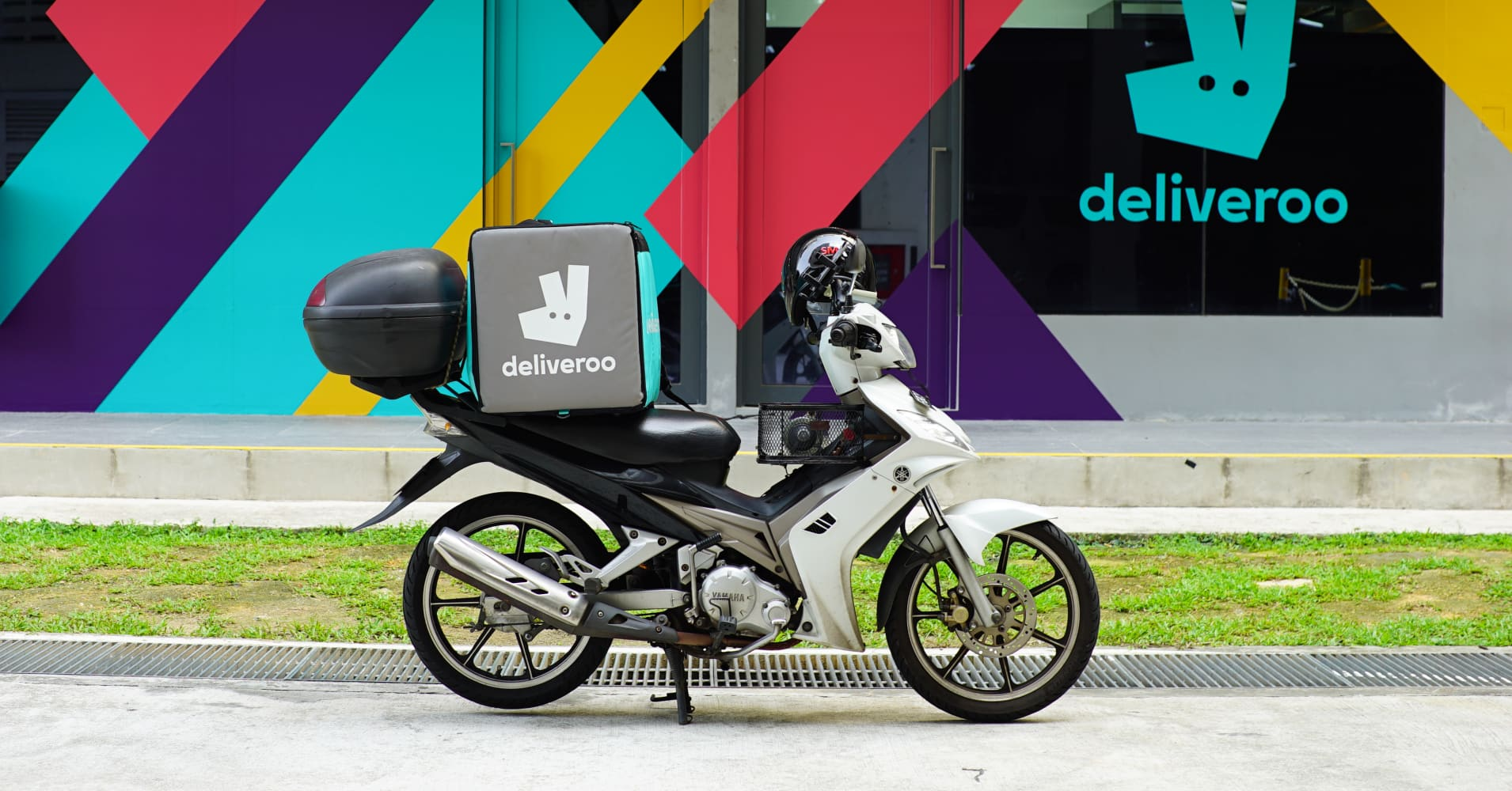 The site of Deliveroo Editions 2 in Lavender, Singapore