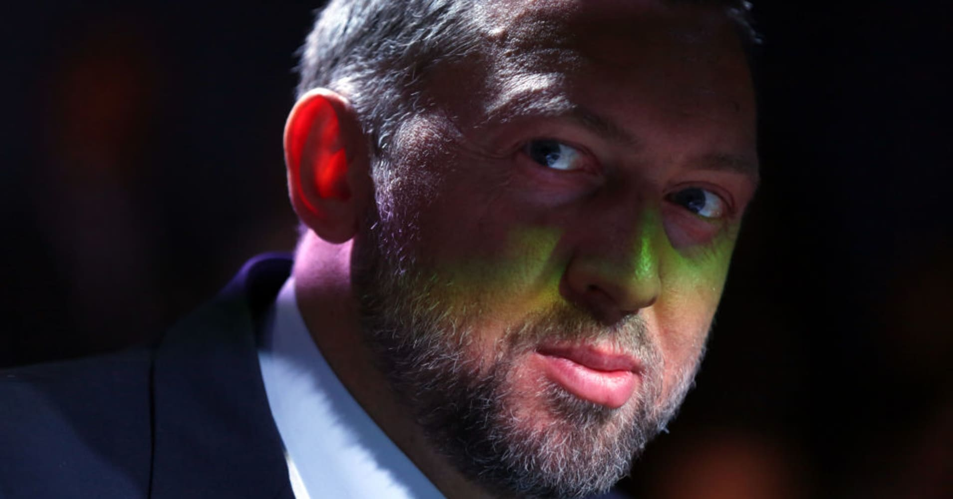 Sanctioned tycoon Deripaska resigns as director of his firm Rusal