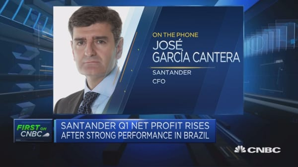 Seeing a multiplacation of growth in our major markets: Santander CFO