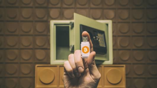 "It's essential to adopt best practices to keep your crypto assets secure — today and later for your heirs. That might include keeping your passcode  in a ""digital wallet,"" or smart thumb drive."
