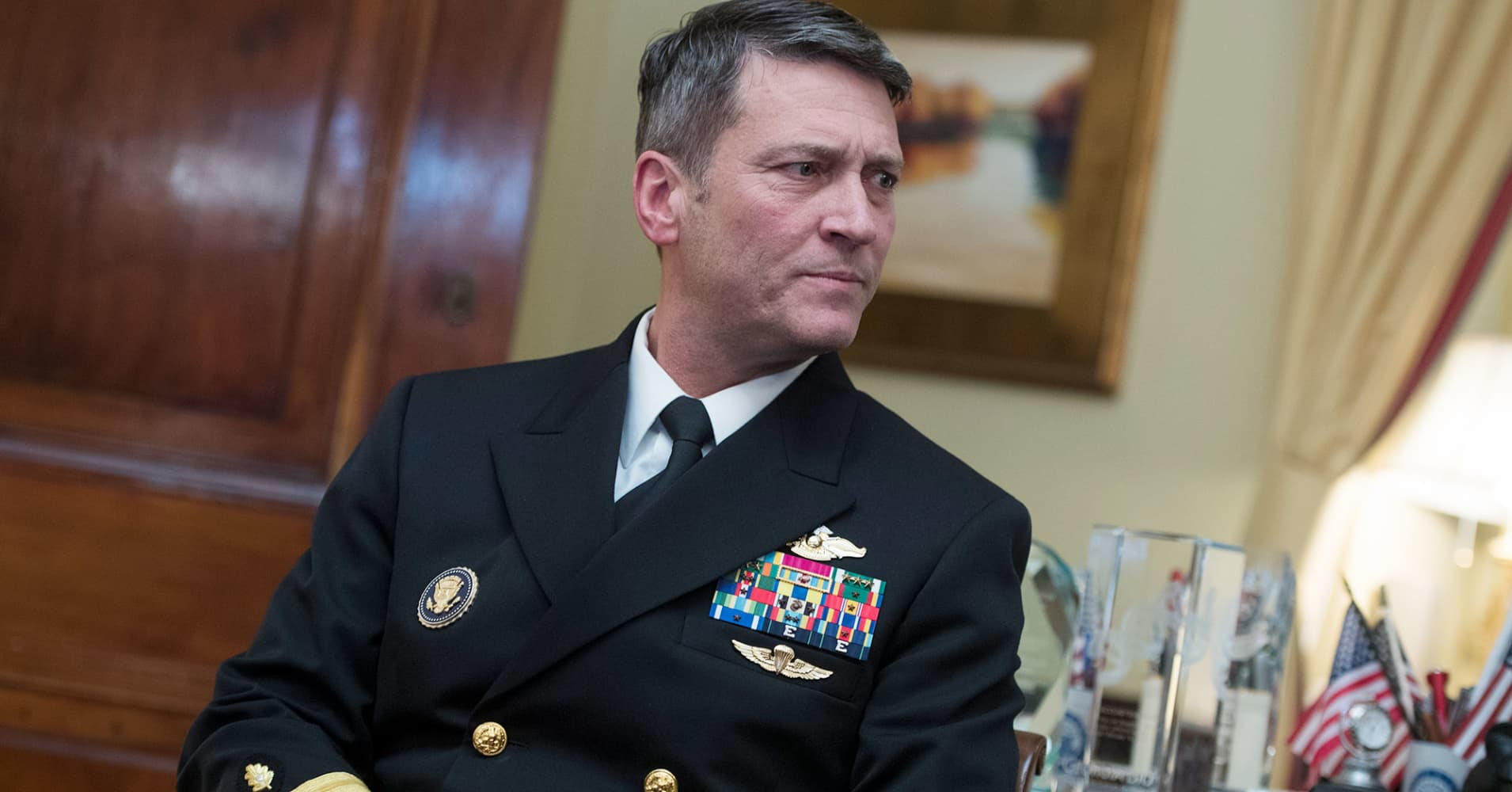 White House medical unit reportedly operated like 'grab and go' clinic under Ronny Jackson