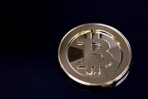 Bitcoin futures jump