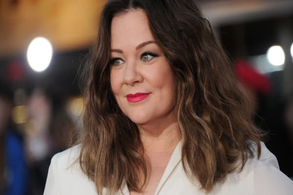 Before her big break, Melissa McCarthy had less than $5 in her bank account