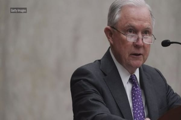 AG Jeff Sessions will not recuse himself from the Michael Cohen probe: Report