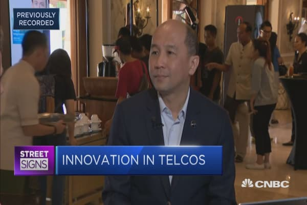 Telecom firms have invested in technology to reach customers