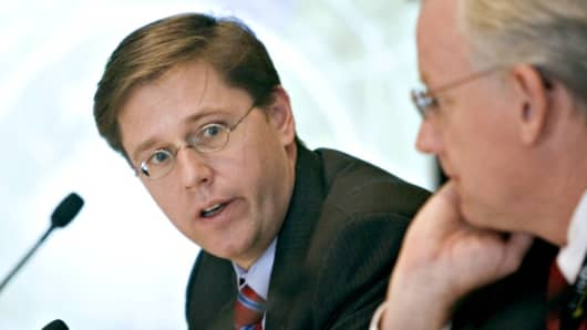 Kevin Martin, former chairman of the Federal Communications Commission, and now interim head of U.S. public policy for Facebook.
