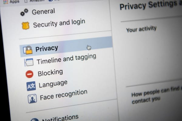Facebook announced privacy changes in March 2018
