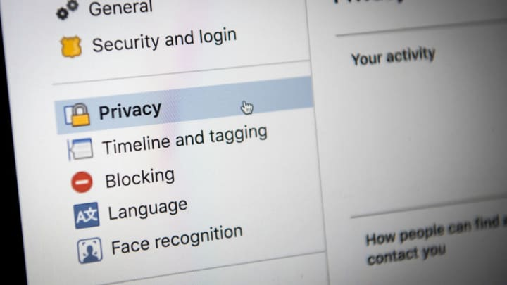 Image result for Four in 10 people have deleted a social media account in the past year due to privacy worries, study says