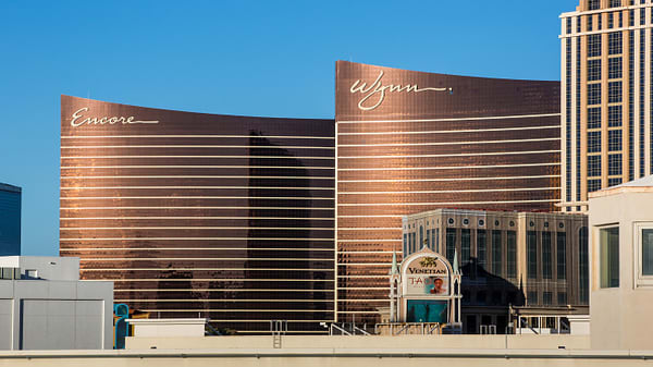 Wynn CEO: The first thing I had to do was 'reduce the noise'