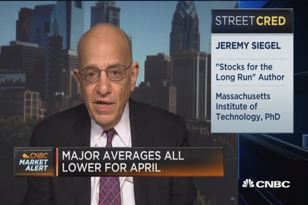 Full interview with Jeremy Siegel