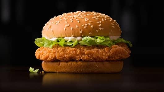 McSpicy Chicken