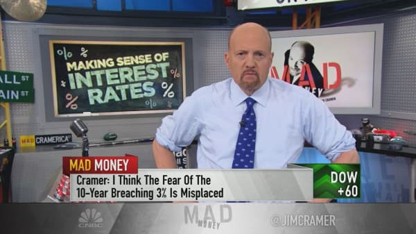 Don't panic over rising 10-year Treasury yield
