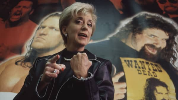 Former WWE CEO Linda McMahon on being a woman in a business dominated by men: Don't try to 'be one of the guys'