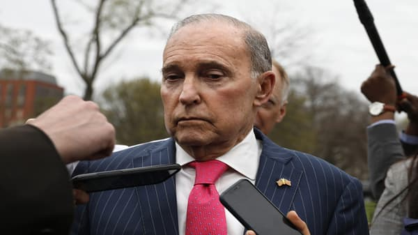 Kudlow: I have high hopes for China talks