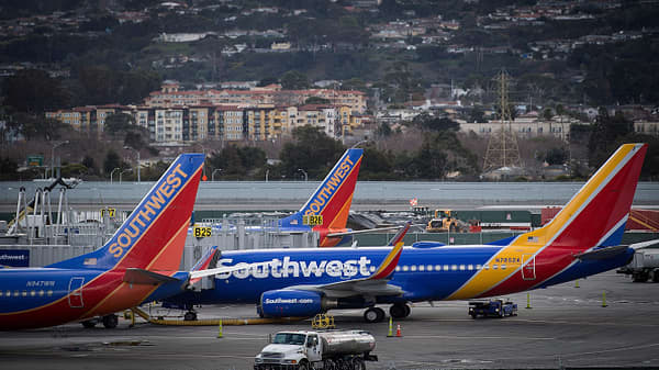 Southwest CEO: Our business is holding up well