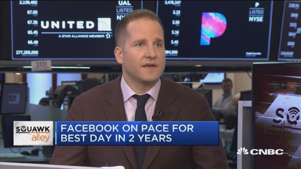 Still some questions from users, advertisers on Facebook, says analyst