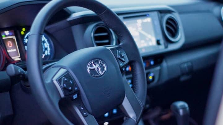 The 2017 Toyota Tacoma TRD Off-Road
