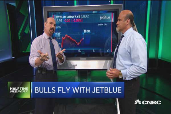 Jetblue stock options