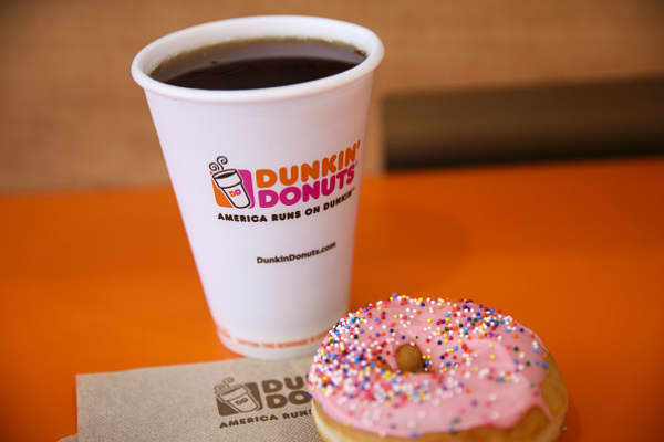 Dunkin Brands CEO: Jim Chanos is completely wrong