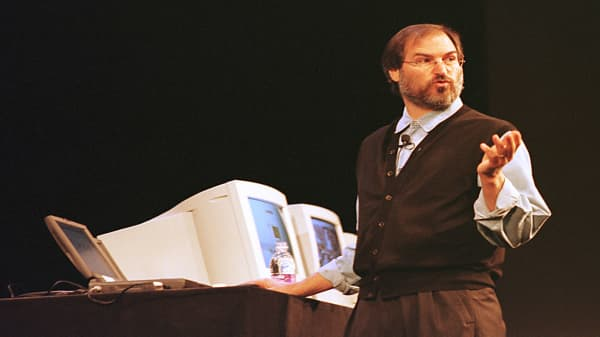 Steve Jobs defends Apple on CNBC in 1997