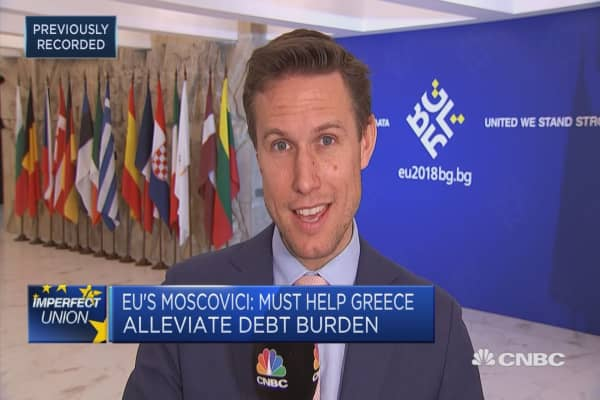Confident euro zone will reach consensus on Greece: French finance minister