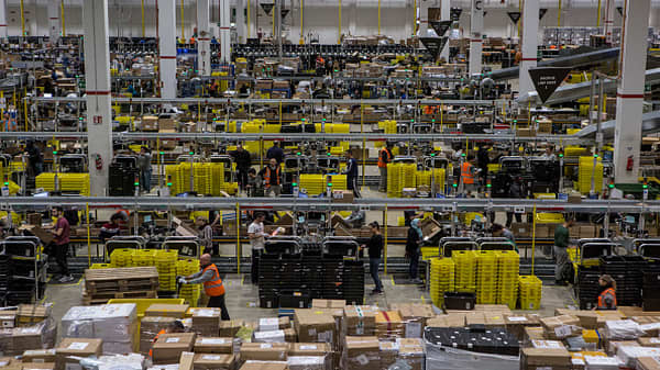 Amazon is like a well-trained army, says Jim Cramer