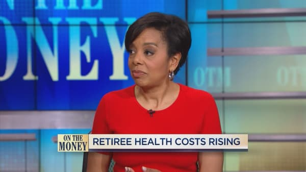 Retiree health costs