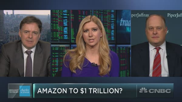 Wall Street raises the bar for Amazon after blowout quarter, but some aren't buying the hype