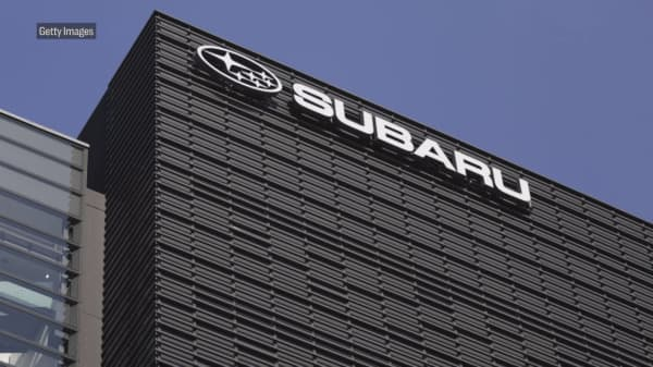 Subaru says employees manipulated fuel economy data