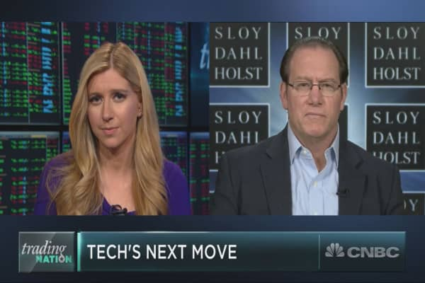 Paul Meeks, veteran tech investor, on which tech giants he likes now
