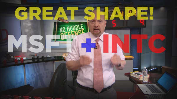 Cramer Remix: Microsoft and Intel could rule the world again