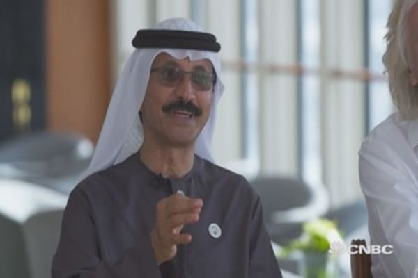 DP World Chairman: Hyperloop is a more secure form of transportation