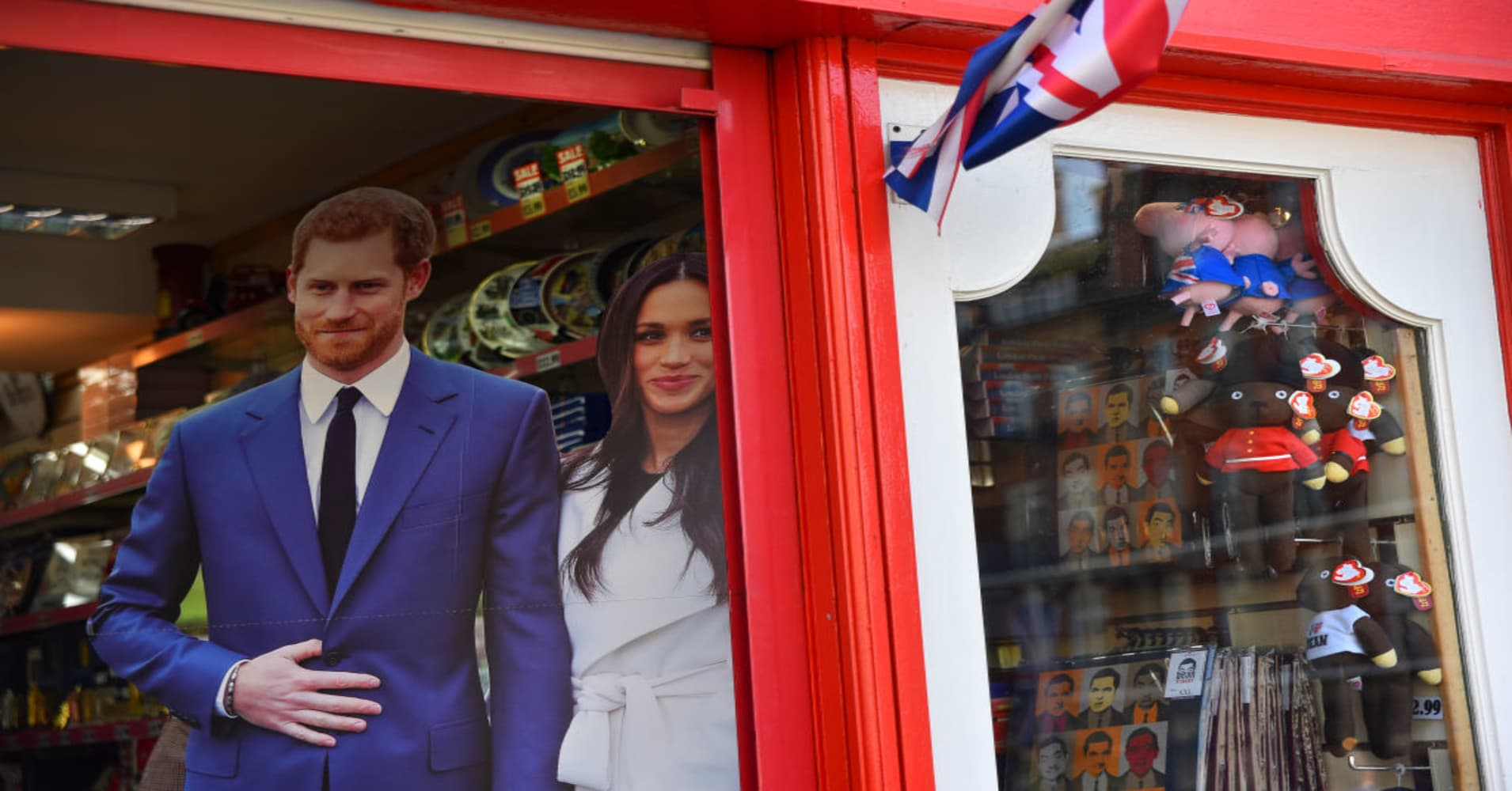 Prince Harry and Meghan Markle wedding: Cash bonanza for UK firms