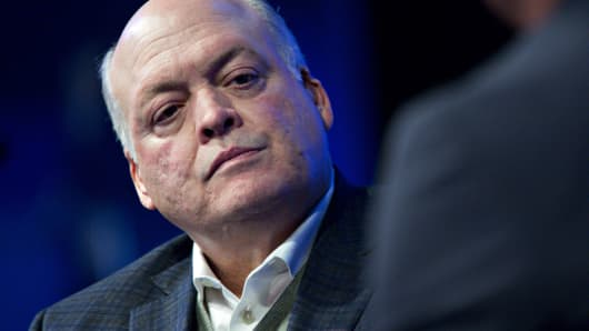 Jim Hackett, president and chief executive officer of Ford Motor Co.
