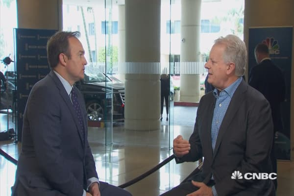 Watch CNBC's full interview with Freeport LNG CEO Michael Smith