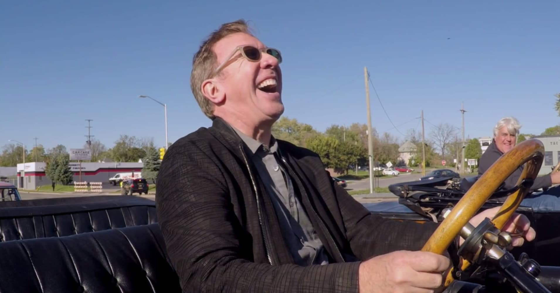 Tim Allen Takes A Ride In The 90 000 2018 Dodge Srt Demon