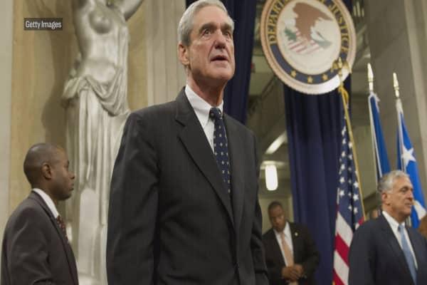 Trump calls leak of Mueller questions 'disgraceful'
