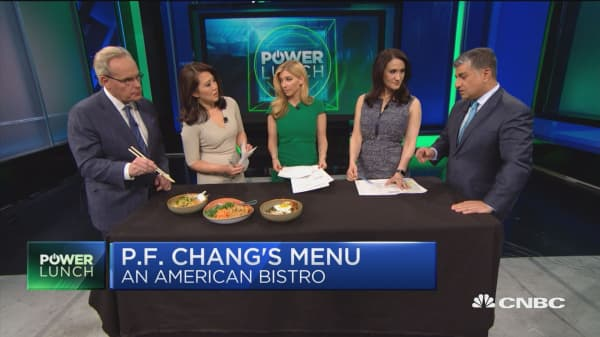 P.F. Chang's CEO on expansion to China
