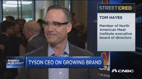 Tyson Foods CEO: Trade helps us continue to grow