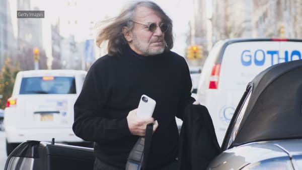 Trump doctor Harold Bornstein says White House aide took files: NBC News