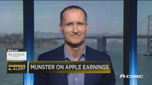 Here's what Gene Munster is listening for on Apple's earnings call