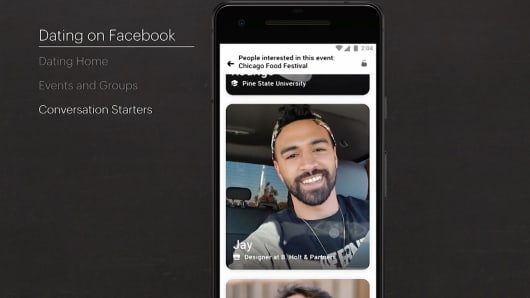 Facebook dating service: How it works
