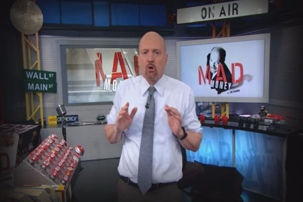Cramer Remix: Great expectations are the bane of this market