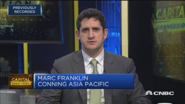 Stronger US dollar is temporary, says portfolio manager