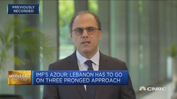 Lebanon has to improve its economy in multiple ways, says IMF director