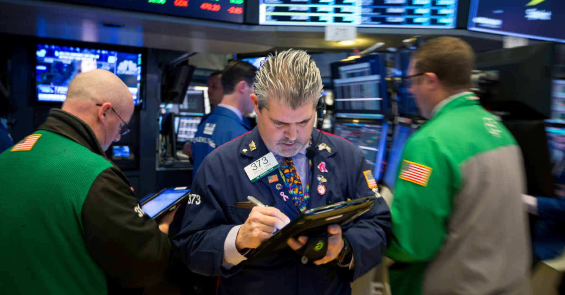Dow and S&P 500 eke out gain amid potential US-China trade talks