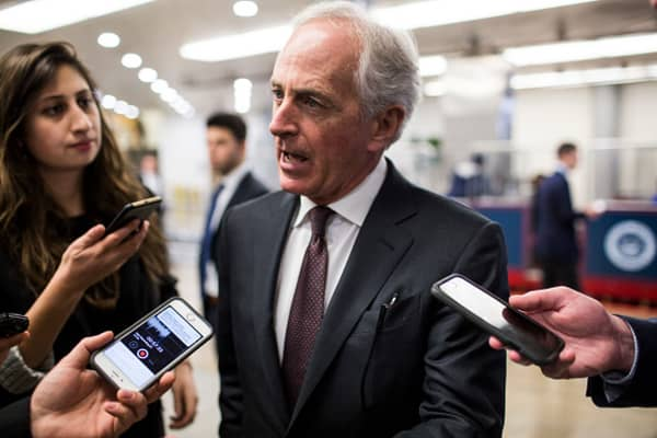 Sen. Corker: Administration has done a great job putting pressure on North Korea